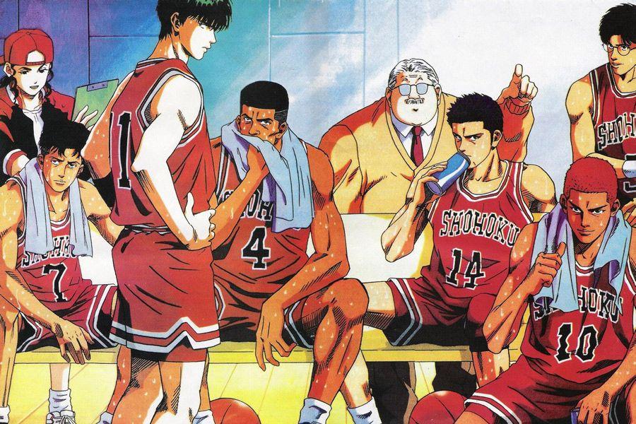 อนิเมะ ที่เป็นแนวกีฬา
