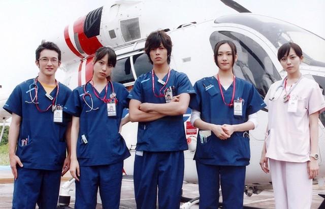 code blue ซีรีย์ญี่ปุ่น เป็นละครจากญี่ปุ่นที่สนุก