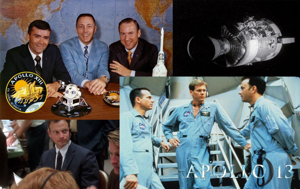 ภาระกิจที่เหล่านักบินอวกาศ