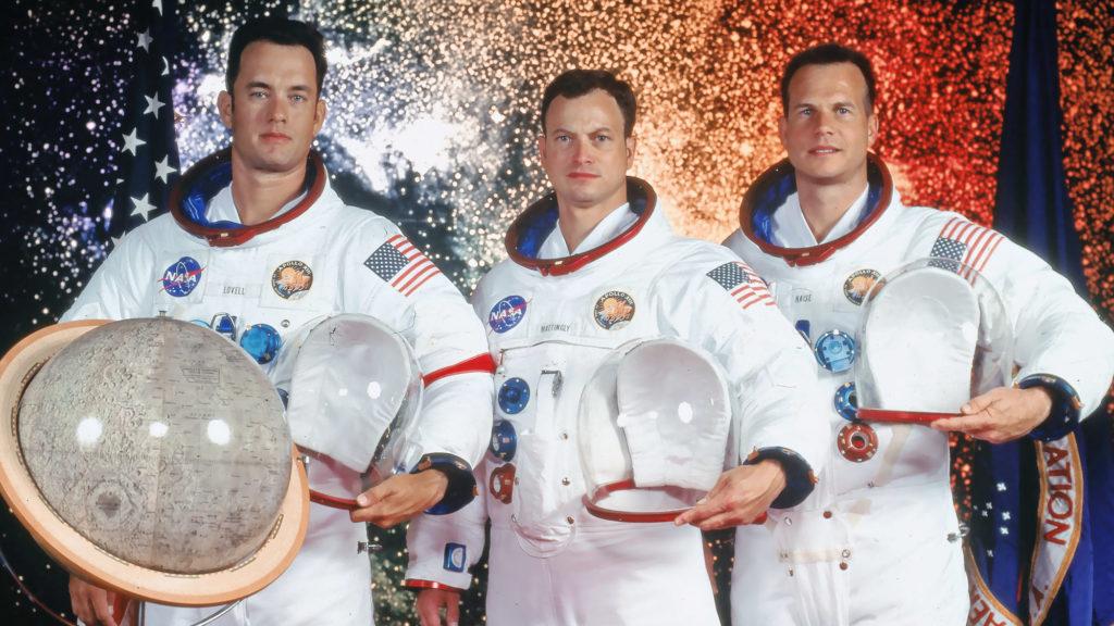 เรื่องย่อ...Apollo 13