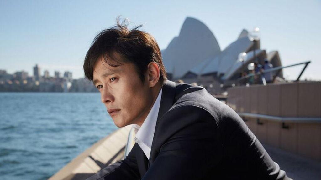 A SINGLE RIDER (2017) หนังแนวดราม่าของคังแจฮุน