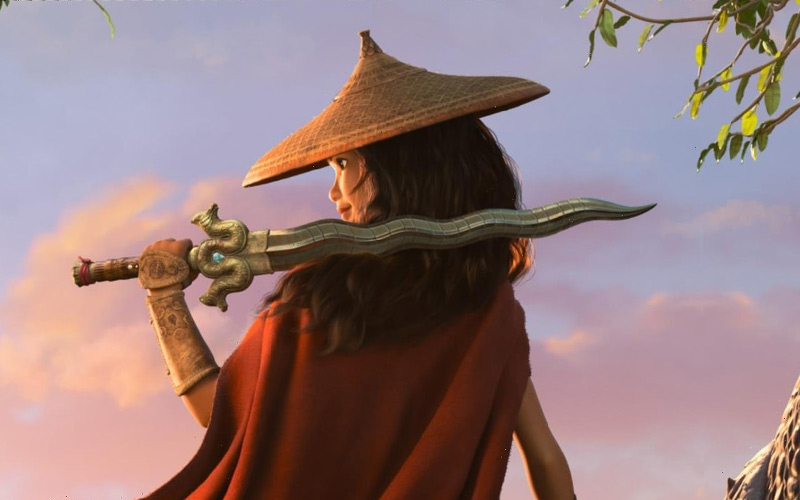 รีวิว...Raya and the last dragon