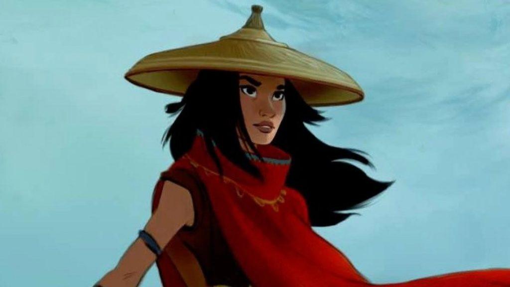 Raya and the last dragon ภาพยนตร์ที่สนุกสนาน