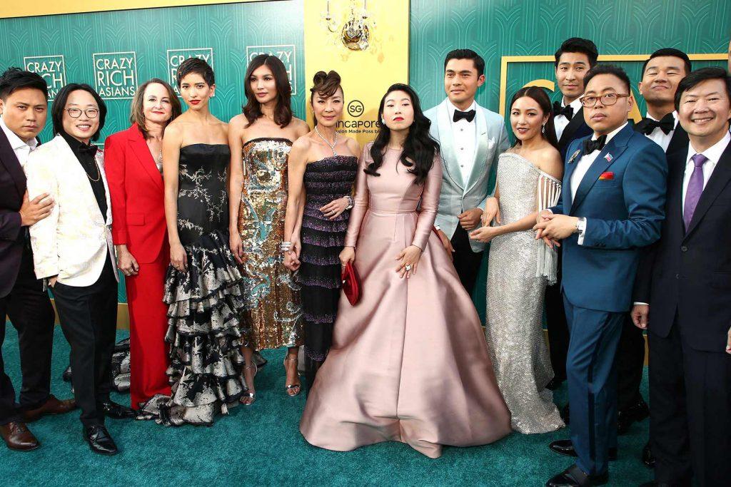 รีวิว...Crazy Rich Asians