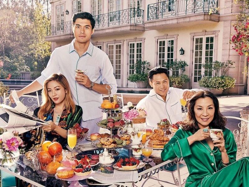 Crazy Rich Asians ภาพยนตร์ที่ประสบความสำเร็จ