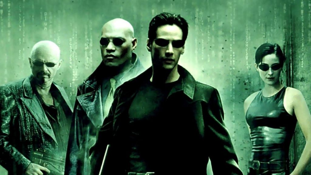 The Matrix เดอะ เมทริกซ์ ที่มีความซับซ้อนมาก