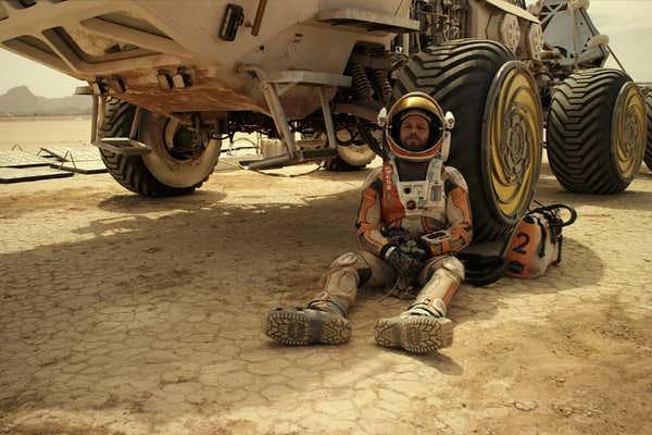 ภาพยนตร์เรื่อง The Martian กับวิธีเอาตัวรอดบนดาวอังคาร