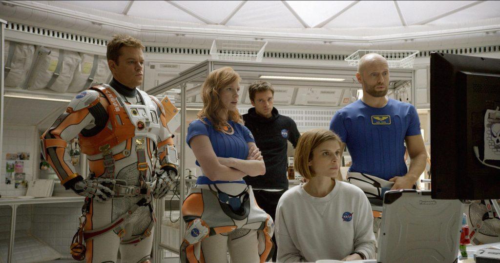 รีวิว...ภาพยนตร์เรื่อง The Martian