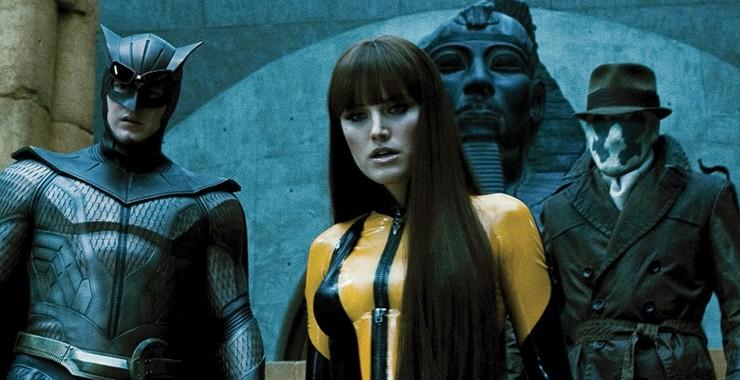 รีวิว...Watchmen เรื่องราวระหว่าง ยอดมนุษย์