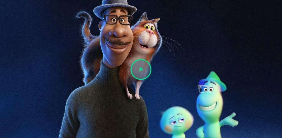 Disney & Pixar's Soul เพื่อนใหม่ในโลกแห่งวิญญาณ