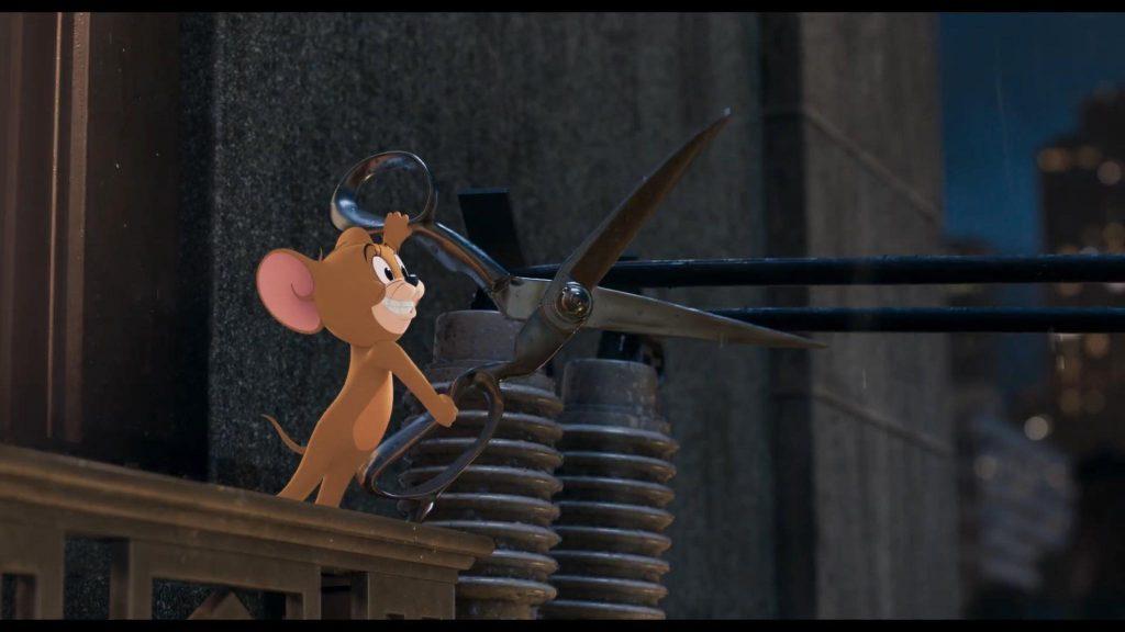รีวิว Tom And Jerry (2021) แมวหนูคู่ฟัดป่วนโรงแรม