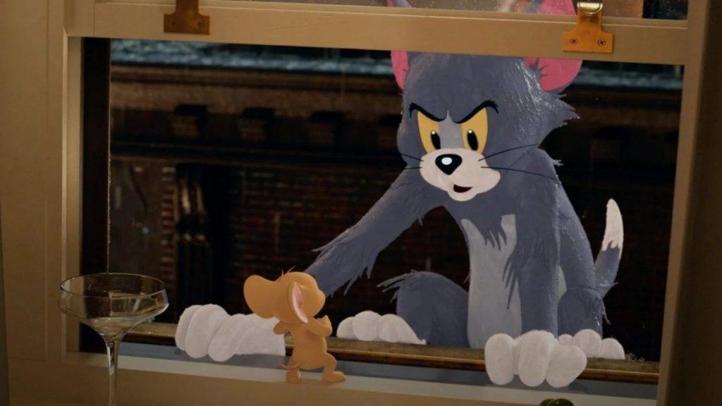 Tom And Jerry เป็นการเล่าเรื่องที่ไม่มีความซับซ้อน