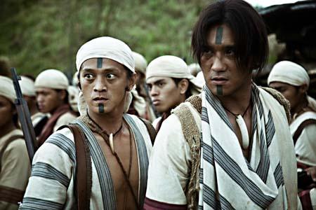 Warriors of the Rainbow Seediq Bale รัฐบาลญี่ปุ่นก่อตั้งเมือง