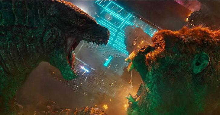 Godzilla vs. Kong เป็นเพื่อนที่ดีของมนุษย์